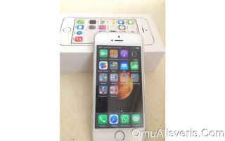 iphone 5s beyaz 16 gb 2. İKİNCİ EL SAHİBİNDEN SATILIK SAMSUN