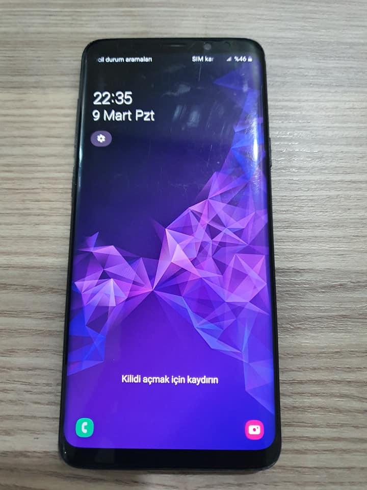SAMSUNG S9 PLUS 2. el fiyatı cep telefonu satılık