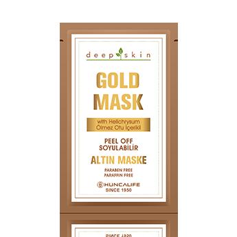 Deep Skin Altın Maske 10 ml fiyatı sipariş ver