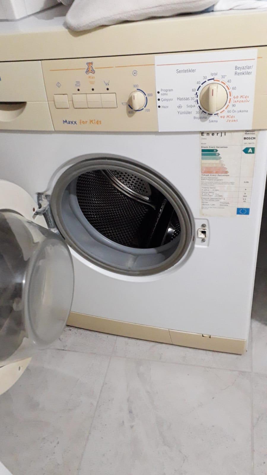 bosch çamaşır makinesi 9 kg 2. el fiyatları satılık Atakum