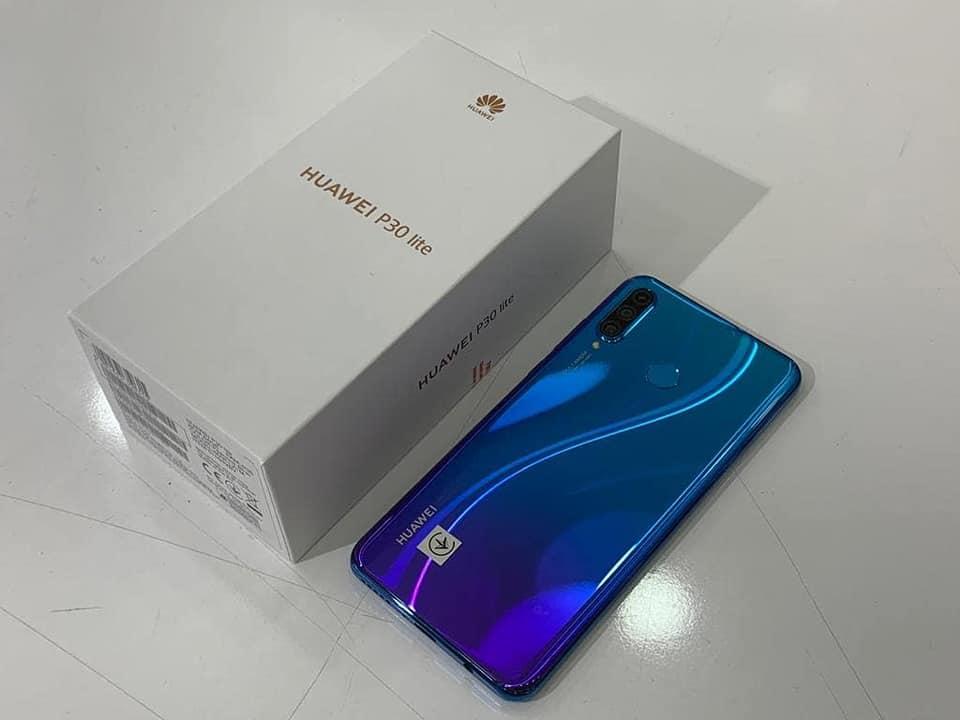 HUAWEİ P30 LİTE 2. el fiyatı satılık cep telefonu özellikleri
