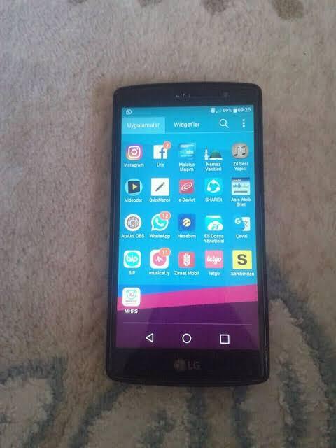LG G4 2. ikinci el fiyatları satılık sahibinden