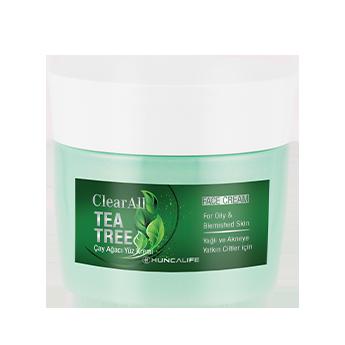 Clear All Çay Ağaçlı Yüz Kremi 40 ml fiyatı sipariş ver