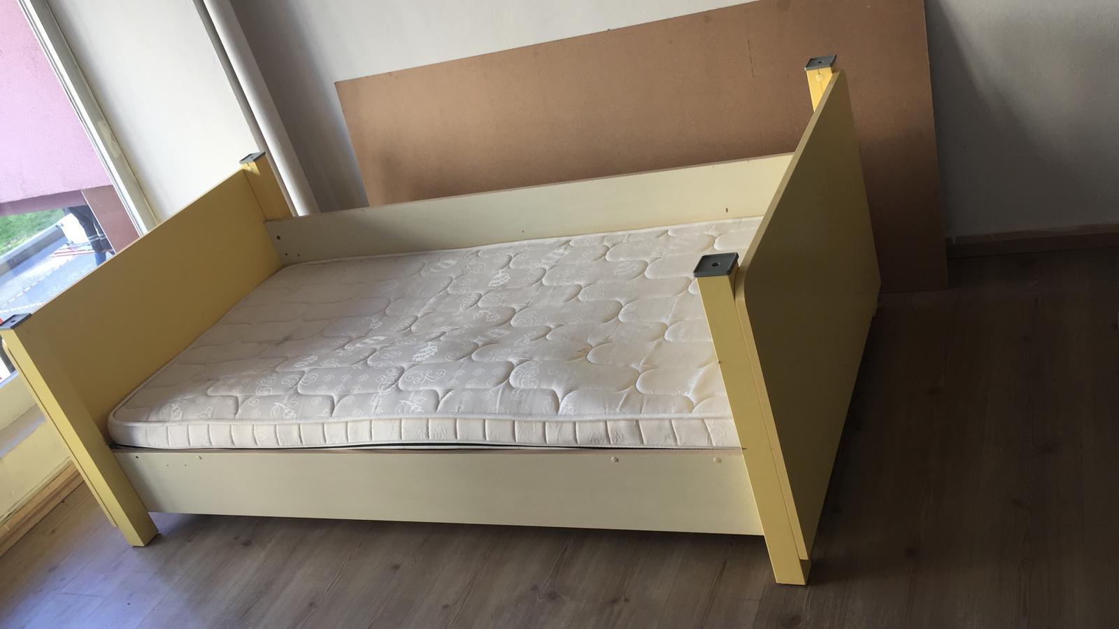 Yatak baza 2. el satılık Atakum