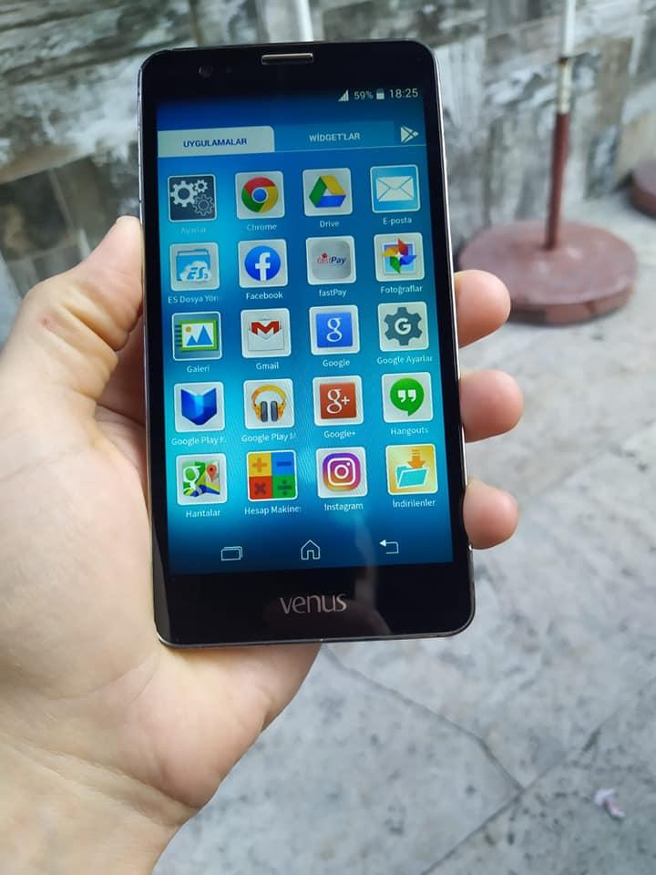 VESTEL VENÜS 5.5 V 2. ikinci el fiyatı cep telefonu satılık