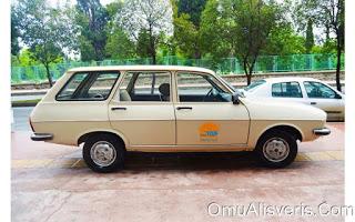 Renault 1988 model R 12 TSW ilk sahibinden SATILIK Samsun