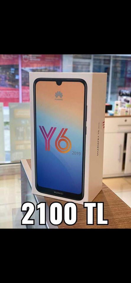 HUAWEİ Y6 2. ikinci el fiyatı cep telefonu satılık