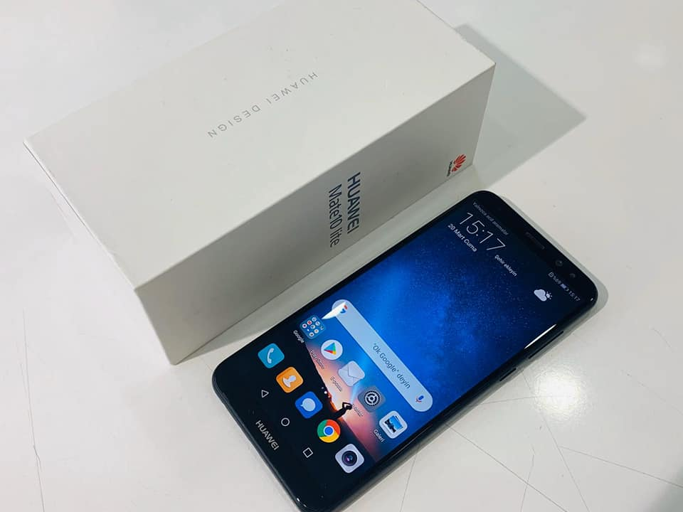 HUAWEİ MATE 10 LİTE 2. ikinci el cep telefonu fiyatı satılık istanbul