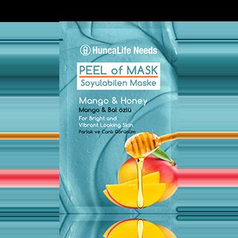 Huncalife Needs Soyulabilen Maske Mango Bal 10 ml fiyatı sipariş ver