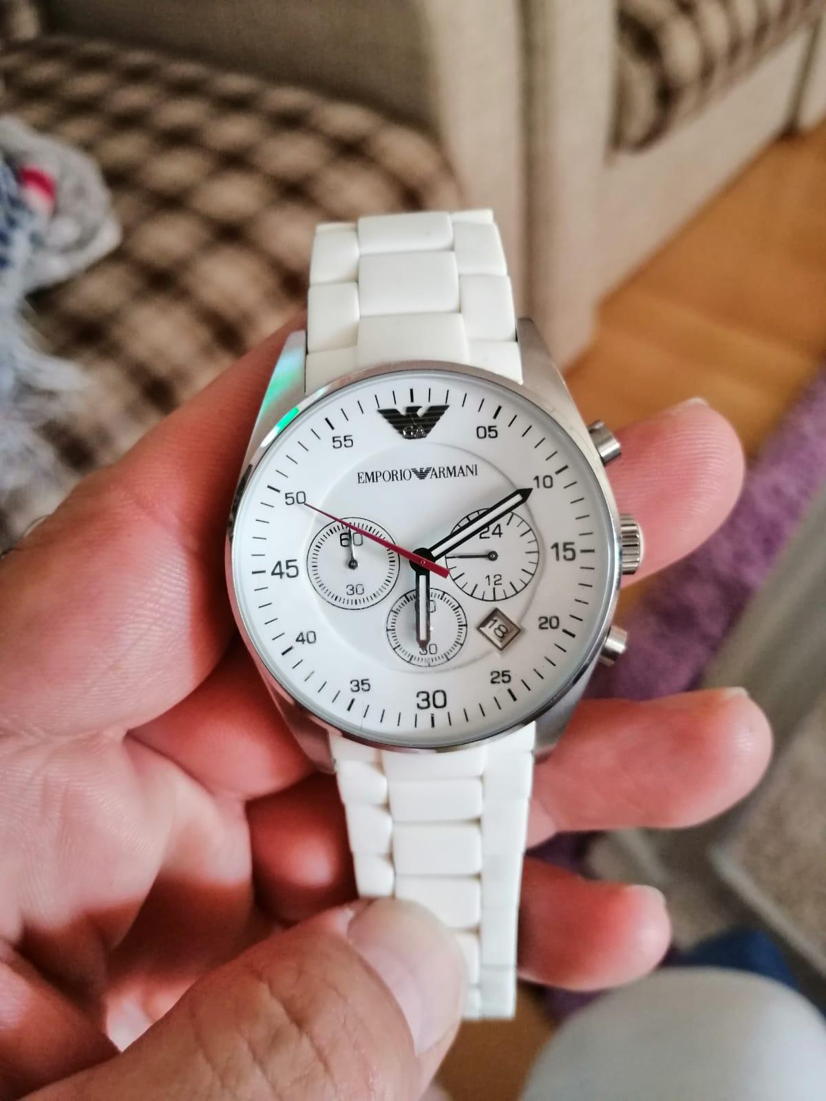 Emporio armani Bay Bayan Takım saati fiyatı 1500