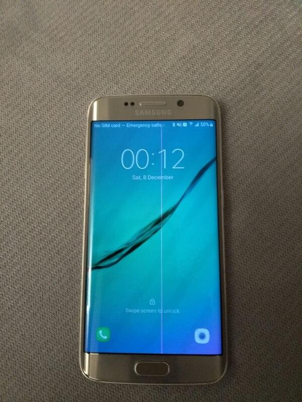 Galaxy s6 32GB Gold cep telefonu sahibinden SATILIK KASTAMONU