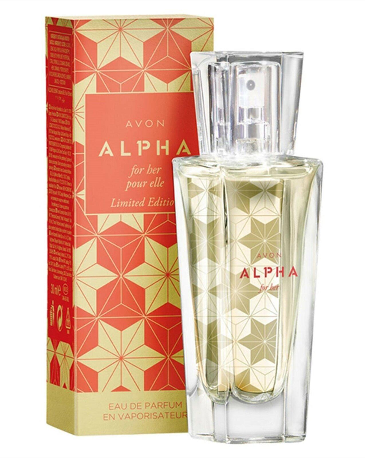 Alpha Kadın EDP Parfümü fiyatı Avon