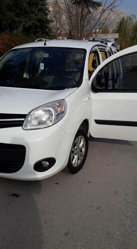 Renault Kangoo amasya satılık sahibinden