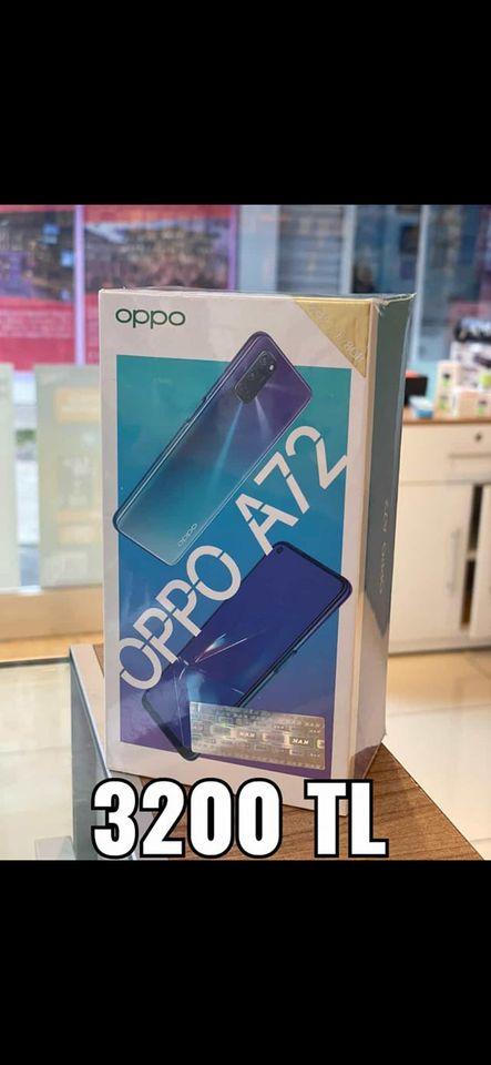 OPPO A72 2. ikinci el fiyatı cep telefonu satılık