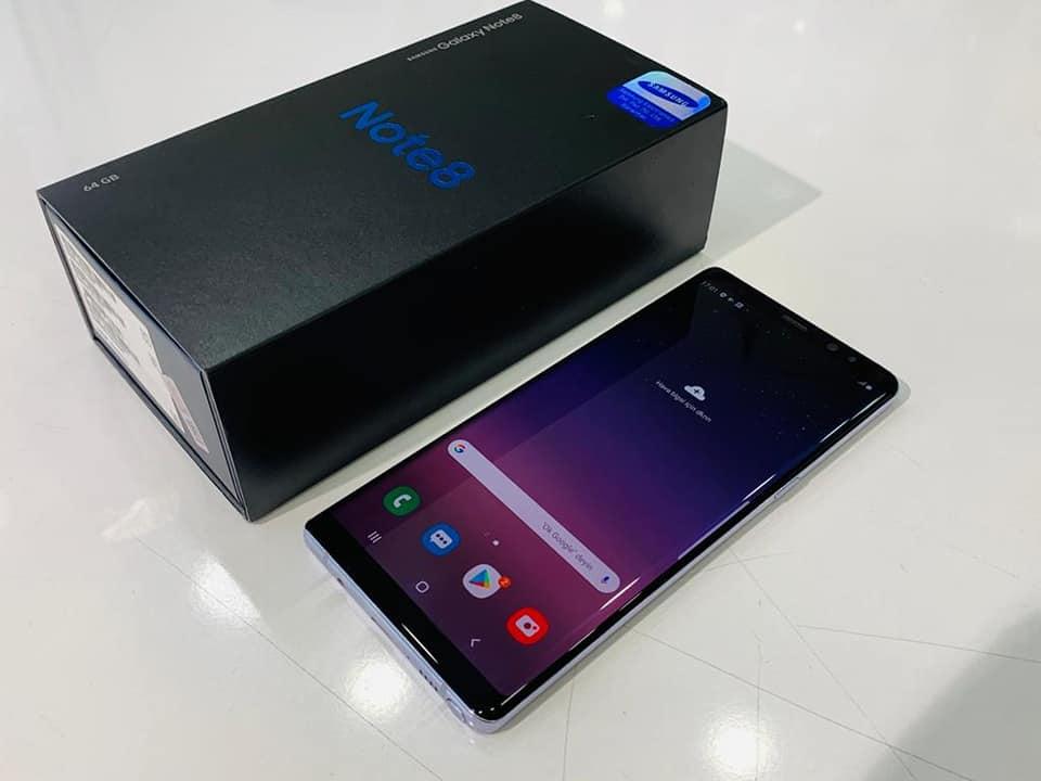SAMSUNG NOTE 8 GRİ 64 GB 2. ikinci el cep telefonu fiyatı satılık samsun