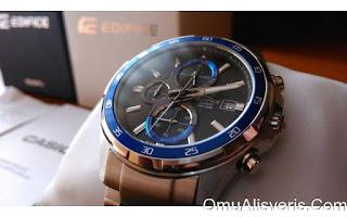 Casio EFR 531 Blue Kol Saati sahibinden 2. ikinci el fiyatı SATILIK