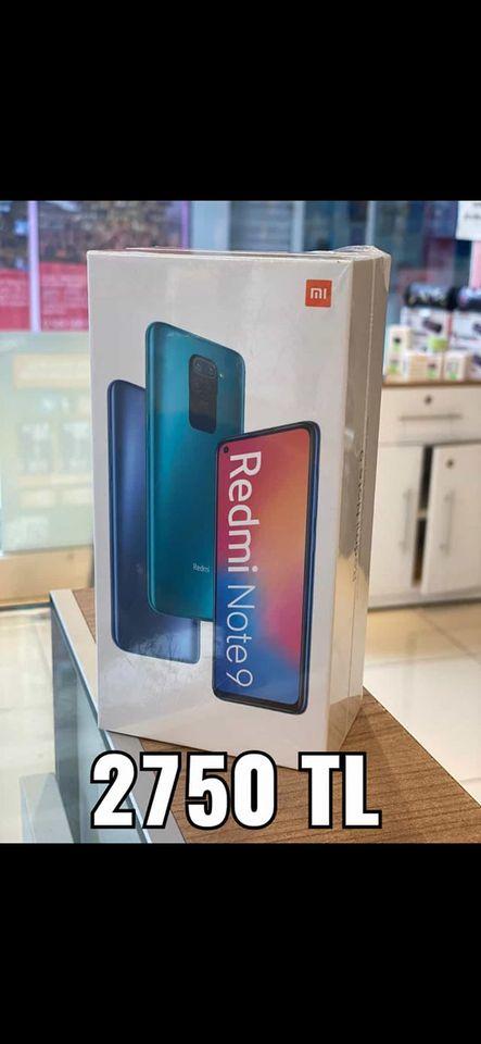 XİAOMİ NOTE 9 2. ikinci el fiyatı cep telefonu satılık