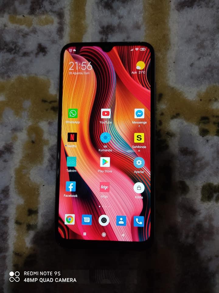 Xiaomi Redmi Note 8 2. ikinci el fiyatı cep telefonu satılık