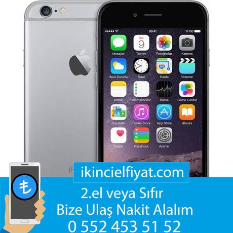 ikinci el veya sıfır iphone 6 Alımı