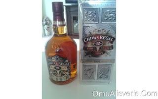 chivas regal viski fiyatı satılık istanbul
